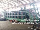 Machine de refroidissement de Lot-hors fonction en caoutchouc de feuille (XPG-800) avec la conformité d'OIN de GV de la CE