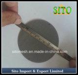 Однослойной сплетенные нержавеющей сталью фильтры ячеистой сети