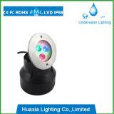 316ss 9W IP68 LED 수중 수영풀 빛