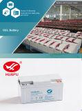 Solarbatterie der nachladbare Batterie-gedichtete Leitungskabel-Säure-Batterie Sunstone Marken-12V 50ah