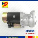 motore del motore diesel 4tne88 con 12V