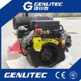 Motor Diesel começando elétrico de refrigeração ar 15HP do cilindro de V-Tiwn 2 a 20HP