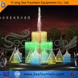 Première fontaine faite sur commande extérieure de syndicat de prix ferme de pente