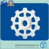 Correntes transportadoras plásticas da caixa de correntes de Sideflex (2600TAB-O)