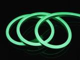 Luz de néon do diodo emissor de luz do controlador do RGB do fio de cobre de IP67 SMD 4 para ao ar livre