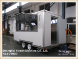 Мороженное Van Yieson тележки еды высокого качества Ys-Fv390d
