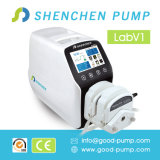 Precio bajo Shenchen Labv1 de la venta caliente que dosifica la bomba peristáltica