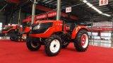 De nieuwe Vierwielige DrijfTractor van Wiel 404 met het Type van Kubota van de Dieselmotor