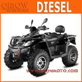 액체에 의하여 냉각되는 디젤 엔진 900cc 4X4 ATV 쿼드