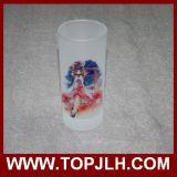 Fournisseur de la Chine tasses de cône en verre givré de 8 onces