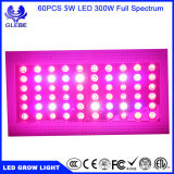 Full Spectrum 300W LED Grow Light com controlador programável Smart Fan