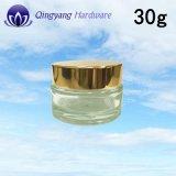 vaso della crema di fronte 30ml50ml100ml con le protezioni di alluminio per i vasi cosmetici