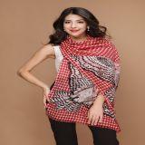 Écharpe de laines de mode longue pour Madame Cashmere Shawl