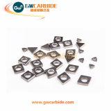 Поворачивая CNC карбида Indexable и филируя вставки