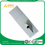 80W LEDの街灯のセリウムISOの証明IP65の太陽街灯
