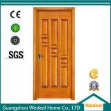 WPC PVC Intérieur Porte en bois composite pour les maisons