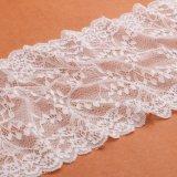 方法は販売のための白いカーテンの織物のレースファブリックのスタイルを作る
