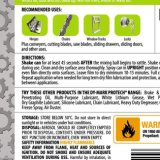 Trockenes PTFE Schmiermittel des Soem-ODM-Aerosol-Spray-