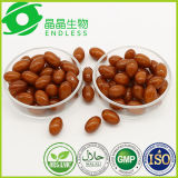 El GMP certificó el suplemento dietético de las cápsulas 500mg del isoflavona de la soja