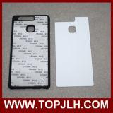 Caixa plástica em branco do telefone móvel do Sublimation para Huawei P9