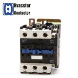 Contator eletromagnético industrial do contator Cjx2-6511 AC-3 3 Pólo 65A 220V D P da C.A.