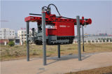 DTHの鋭い井戸の掘削装置は最大起重機容量20の調子のトラックに取付けた