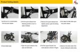 """"""" складывая малые электрические велосипеды 36V 20 с помощью педали (JSL0396XH-7)"""