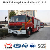 Vrachtwagen Euro3 van de Brand van het Water van Dongfeng van 5.5 Ton 4*2 de Tedere