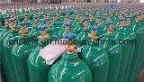 cilindro do argônio 40L/6m3 com gás do argônio da pureza 99.999%