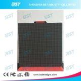 P5.95 500 X 500 mm 방수 LED 영상 벽을 Die-Casting 임대 발광 다이오드 표시 알루미늄 광고