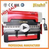 Machine à cintrer de plaque de Nanjing Jinqiu, machine à cintrer hydraulique de commande numérique par ordinateur