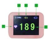 Monitor-Candice Fetal da frequência cardíaca do bebê do fone de ouvido do indicador de Doppler LCD