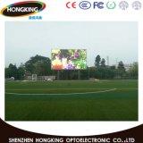 LEIDENE van de Kleur van de Reclame van Hongking SMD Openlucht Volledige P10 Vertoning