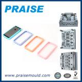 A modelagem por injeção plástica da caixa do telefone móvel da alta qualidade remenda a produção