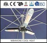 Calentador eléctrico comercial bajo el paraguas (IP44)