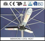 Calefator elétrico comercial sob o guarda-chuva (IP44)