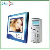 """Câmera Doorphone do olho da visão noturna do interfone do Doorbell do telefone da porta do vídeo de cor do LCD da tela de toque polegada TFT da segurança Home 7 da """""""