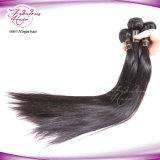 волосы девственницы оптовой продажи фабрики 8A людские прямые перуанские