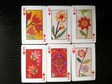 """Bolo da parte O o """" projeta cartões de jogo do papel"""