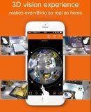 Slimme IP WiFi van de Veiligheid van het Huis Draadloze Camera de Camera van Fisheye van 360 Graad