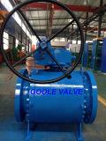 Válvula de esfera forjada de alta pressão Q347f do eixo do PC de Goole 3