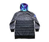 De Manier Hoodie van de Trui van de Slijtage van de Sport van de Polyester van 100% (H5014)