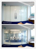 薄板にされたスマートなガラス切替可能なプライバシーガラス/情報処理機能をもったガラス