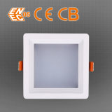 квадрат СИД FCC RoHS Ce 30W 2400lm Listed вниз освещает