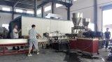 Plastik bördelt PET Strangpresßling-Gerätehersteller für die Herstellung der Körnchen