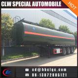 좋은 판매 40m3 50m3 가스 탱크 트레일러 연료 수송 세미트레일러
