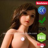 Doll van het Geslacht van het Silicone van de Hoogste Kwaliteit van 100cm voor Mensen