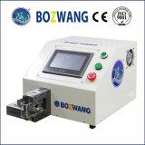 Máquina que prensa terminal de la dimensión de una variable del hexágono con el pequeño cable
