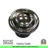Maneta de la perilla de los muebles de la maneta de la perilla de la cabina de la aleación del cinc del enchufe de fábrica (K 011)