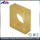 Изготовленный на заказ металл CNC подвергая пластичные части механической обработке для автоматизации